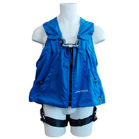 Swiss Rescue SRA 10 harness with front chest loops