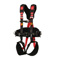 Swiss Rescue SRA 111 harness with 1 D-ring in the back