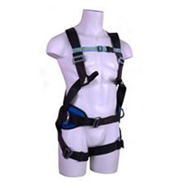 Swiss Rescue SRA 40 harness with 2 front chest loops