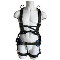 Swiss Rescue SRA 50 harness with 2 front chest loops