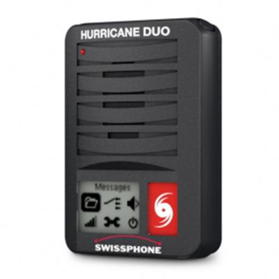Swissphone Hurricane Duo POCSAG receiver