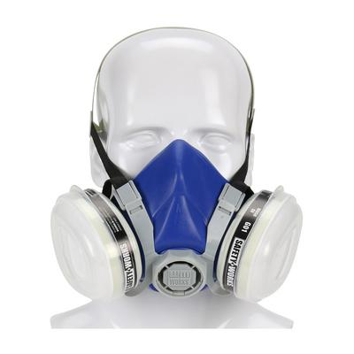 Protective Industrial Products SWX00318 Half-Mask Paint & Pesticide Respirator - Retail Packaged