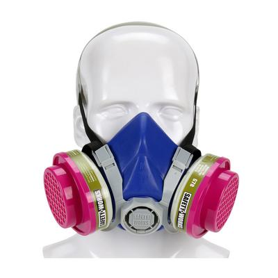 Protective Industrial Products SWX00321 Half-Mask PRO Multi-Purpose Respirator - Retail Packaged