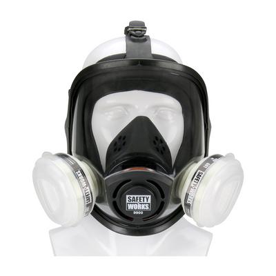 Protective Industrial Products SWX00327 Full Facepiece Paint & Pesticide Respirator