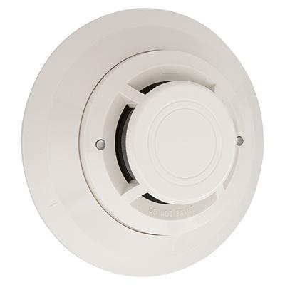 System Sensor 7251 low-profile intelligent plug-in laser smoke detector
