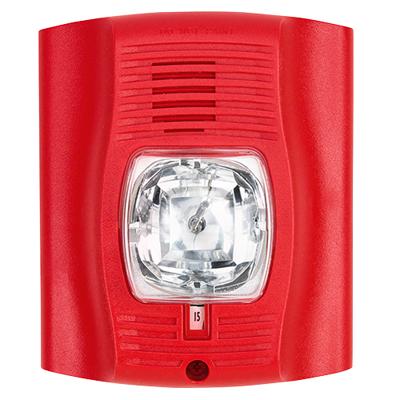 System Sensor CHSR red chime strobe