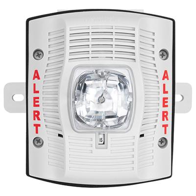 System Sensor SPSWK-CLR-ALERT outdoor speaker strobe