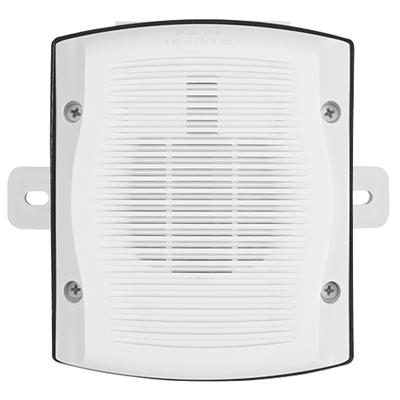 System Sensor SPWK white wall-mount outdoor speaker