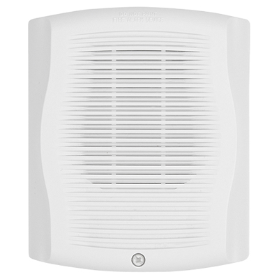 System Sensor SPWV white wall-mount indoor speaker with high dB