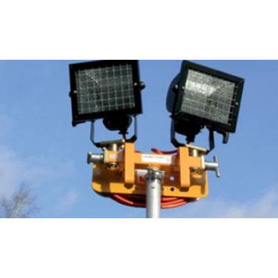 Teklite 2 x 500 Watt Halogen double lamp unit