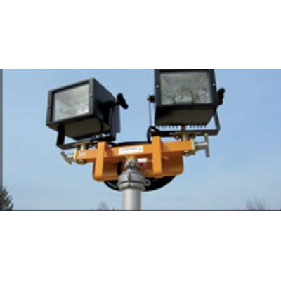 Teklite 2 x 55 Watt SMD-LED double lamp unit