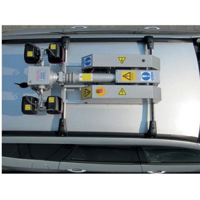 Teklite  4 x 150 Watt Xenophot lamp unit