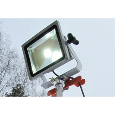 Teklite 55 Watt SMD-LED single lampu unit