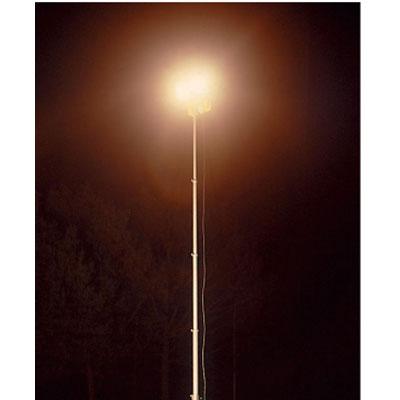 Teklite TF H128 T/3 portable mast lighting system