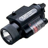 Tele-Lite M-6 flashlight
