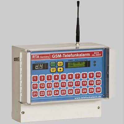 Telefunkalarm AL2001USB alarm box