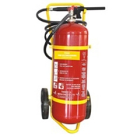 Tianbo & Mega Safety Limited TMPD100 ABC powder mobile fire extinguisher