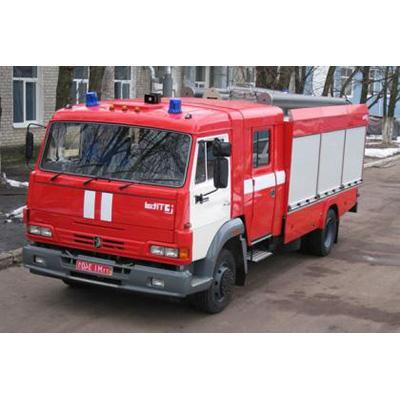 Tital AC 3540 fire fighting vehicle