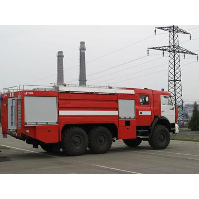 Tital AC 7040 fire fighting vehicle
