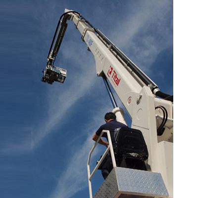 Tital AP27 aerial hydraulic platform ladder