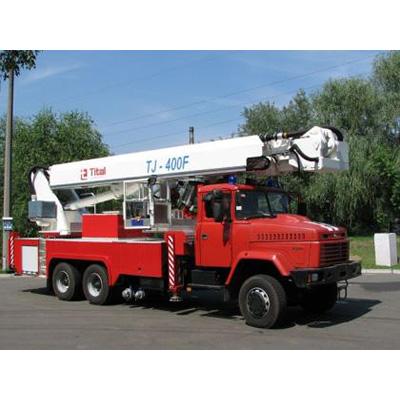 Tital AP46 aerial hydraulic platform
