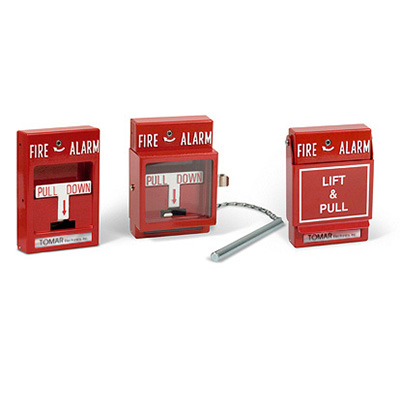 Tomar Electronics RMS - Series fire alarm pull stations
