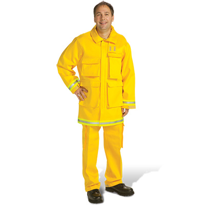 Topps Safety Apparel JK12 jacket with radio pocket