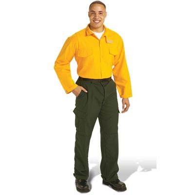 Topps Safety Apparel SH35 wildland shirts
