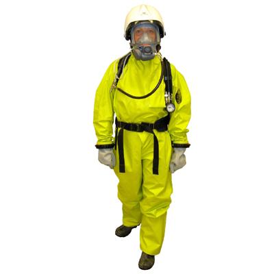 Trellchem SPLASH 900 protective suit for acids and alkalis