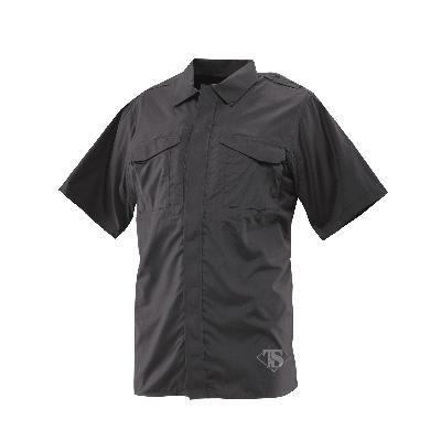 TRU-SPEC #1045 Men's Ultralight Short Sleeve Uniform Shirt