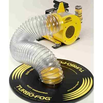 Turbo-Fog M-45 Manhole Kit Original Liquid Smoke Generator