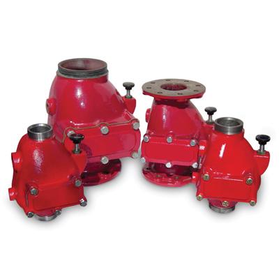 Tyco DN100 dry pipe valve