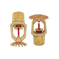 Tyco TY1231 pendent fire sprinkler