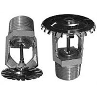 Tyco TY6237 pendent fire sprinkler