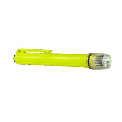 Underwater Kinetics UK2AAA Xenon Pen Light S ideal for night-time repairs