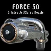 Unifire Force 50 integ jet/spray  nozzle