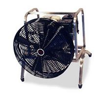 Unifire Inc DS-3 positive pressure ventilation fans