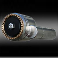 Unifire Integ50 jet / spray nozzle with integrated gears