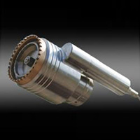 Unifire Integ80 jet / spray nozzle with integrated gears