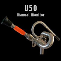 Unifire U50 stainless steel manual monitor