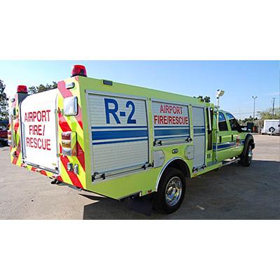 Unruh RENEGADE CAV-5300 ARFF RIV pump-driven truck