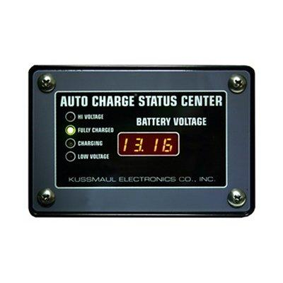Kussmaul Electronics Co. Inc. 091-189-12-3.5D Auto Charge Precision Status Center 3 1/2 Digit