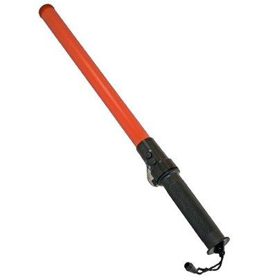 """Protective Industrial Products 935-006B Flash Baton with Audible Signal - 22"""""""