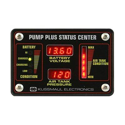Kussmaul Electronics Co. Inc. 091-198-12-PP Pump Plus Status Center