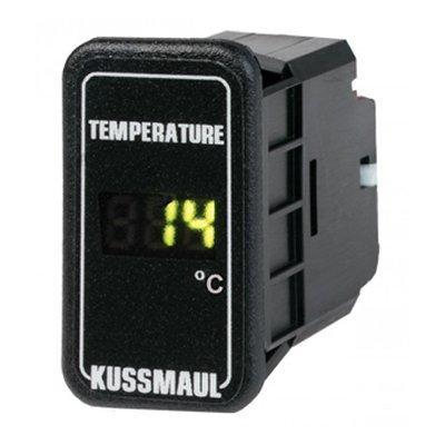 Kussmaul Electronics Co. Inc. 091-224C Temperature Monitor Celsius