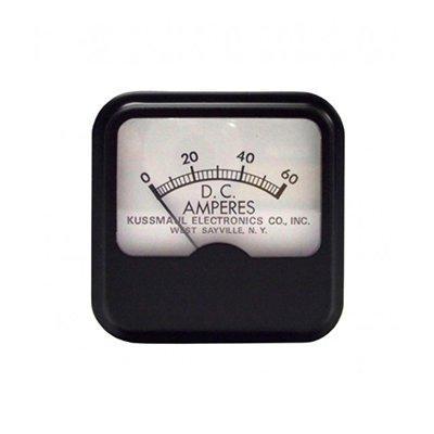 Kussmaul Electronics Co. Inc. 091-60-AMP 60 Amp DC Meter