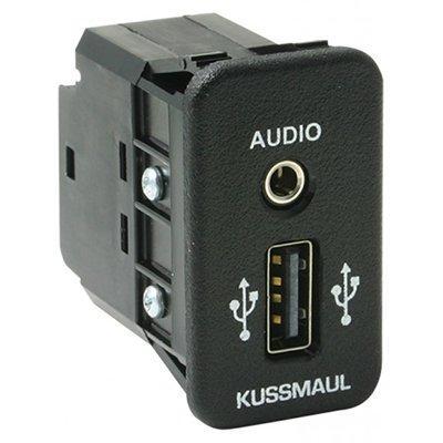 Kussmaul Electronics Co. Inc. 091-249 AUX/USB PASS-THROUGH
