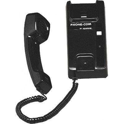 Kussmaul Electronics Co. Inc. 117-1002-5 PI-2 Black Station Phone