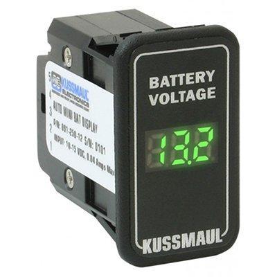 Kussmaul Electronics Co. Inc. 091-250 Mini Battery Voltage Display