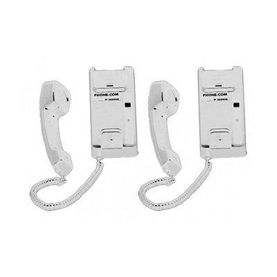 Kussmaul Electronics Co. Inc. 117-1022-8 PI-2 Set White